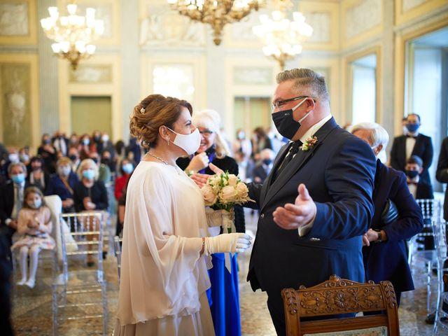 Il matrimonio di Manuel e Antonella a Monza, Monza e Brianza 14