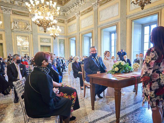 Il matrimonio di Manuel e Antonella a Monza, Monza e Brianza 15