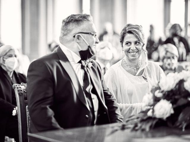 Il matrimonio di Manuel e Antonella a Monza, Monza e Brianza 16