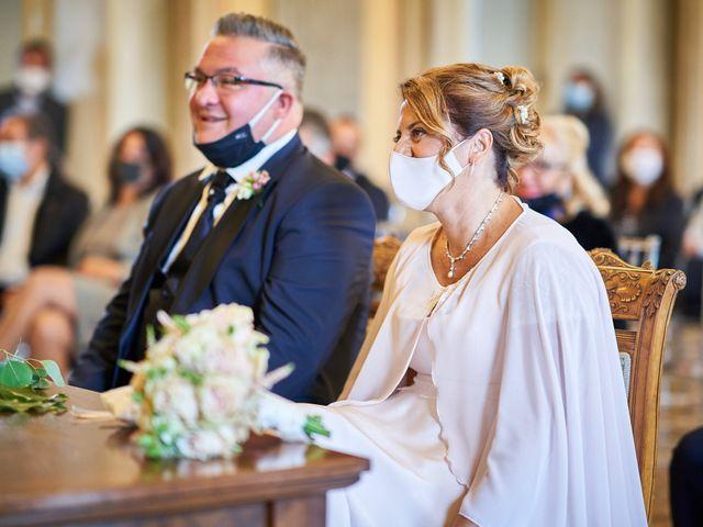 Il matrimonio di Manuel e Antonella a Monza, Monza e Brianza 17
