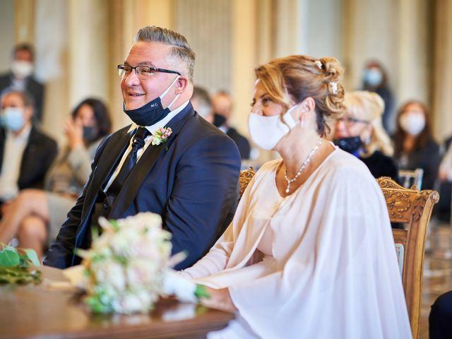 Il matrimonio di Manuel e Antonella a Monza, Monza e Brianza 18