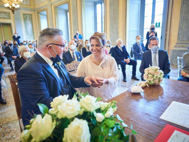 Il matrimonio di Manuel e Antonella a Monza, Monza e Brianza 20