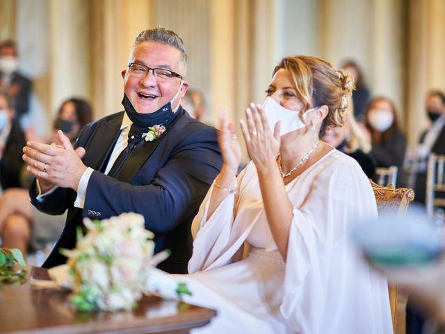 Il matrimonio di Manuel e Antonella a Monza, Monza e Brianza 21