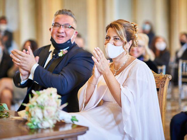 Il matrimonio di Manuel e Antonella a Monza, Monza e Brianza 22