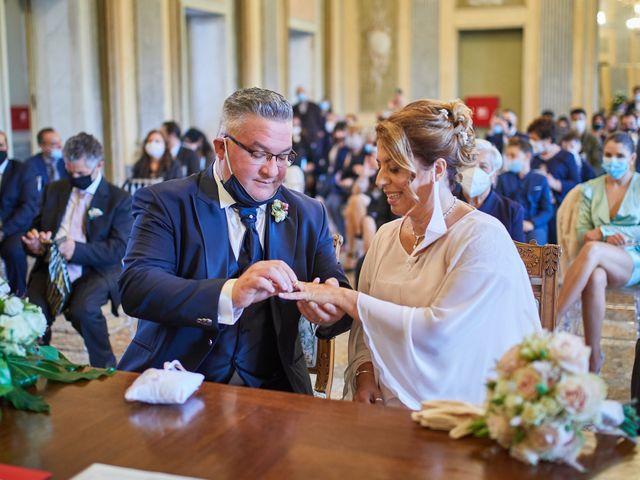 Il matrimonio di Manuel e Antonella a Monza, Monza e Brianza 23