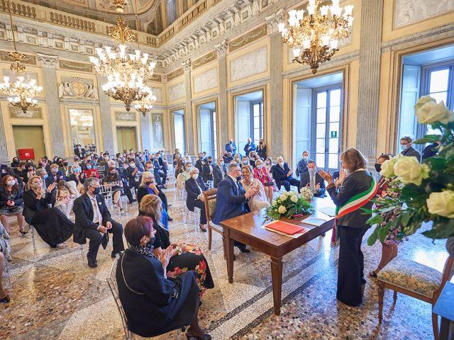 Il matrimonio di Manuel e Antonella a Monza, Monza e Brianza 24