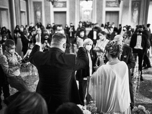 Il matrimonio di Manuel e Antonella a Monza, Monza e Brianza 26