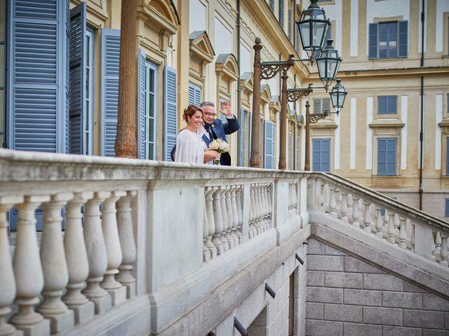 Il matrimonio di Manuel e Antonella a Monza, Monza e Brianza 30