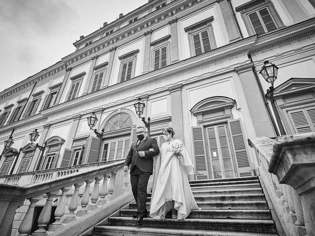 Il matrimonio di Manuel e Antonella a Monza, Monza e Brianza 31