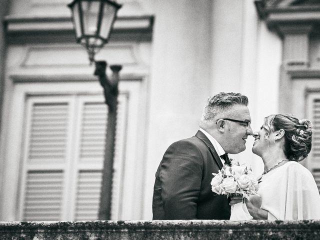 Il matrimonio di Manuel e Antonella a Monza, Monza e Brianza 32