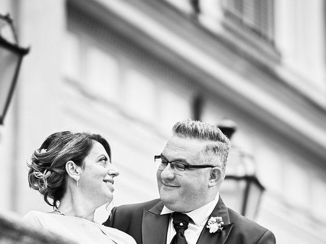 Il matrimonio di Manuel e Antonella a Monza, Monza e Brianza 36