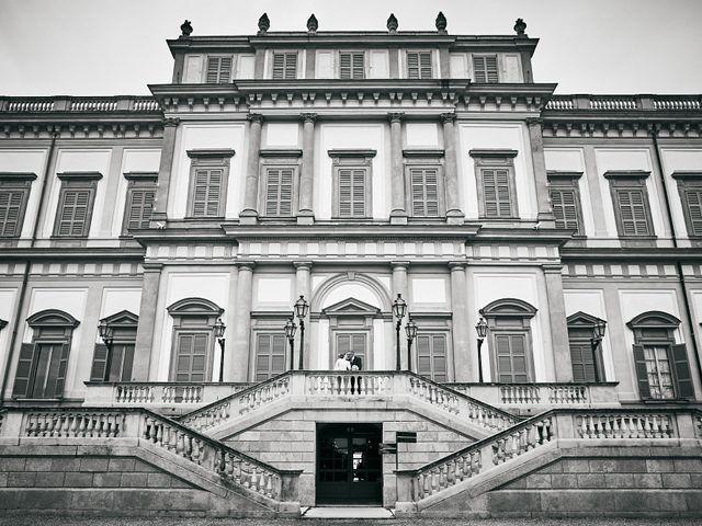 Il matrimonio di Manuel e Antonella a Monza, Monza e Brianza 38