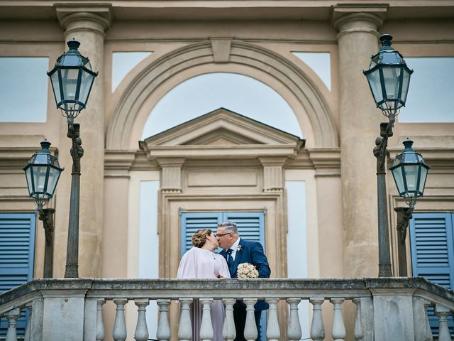Il matrimonio di Manuel e Antonella a Monza, Monza e Brianza 39