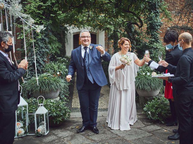 Il matrimonio di Manuel e Antonella a Monza, Monza e Brianza 47