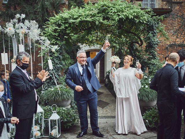 Il matrimonio di Manuel e Antonella a Monza, Monza e Brianza 49