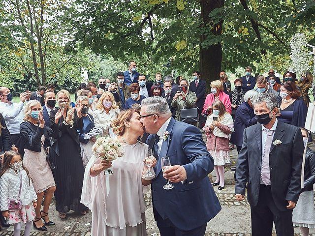 Il matrimonio di Manuel e Antonella a Monza, Monza e Brianza 50