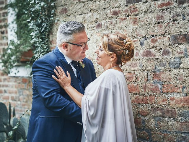 Il matrimonio di Manuel e Antonella a Monza, Monza e Brianza 1