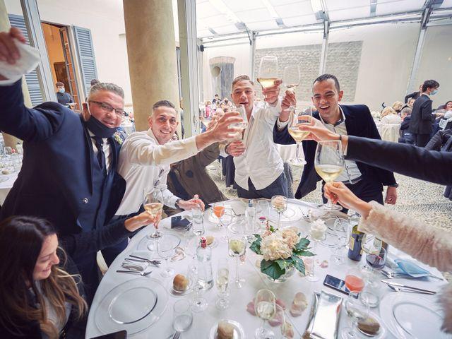 Il matrimonio di Manuel e Antonella a Monza, Monza e Brianza 60