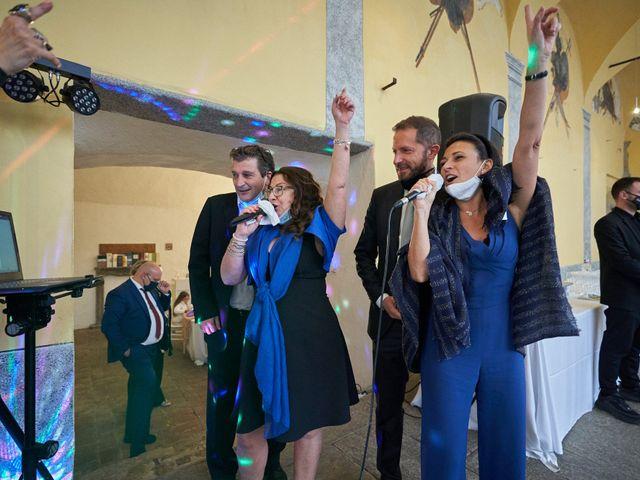 Il matrimonio di Manuel e Antonella a Monza, Monza e Brianza 61