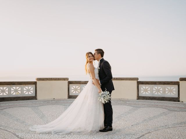 Il matrimonio di Linda e Yannik a Massa Lubrense, Napoli 4