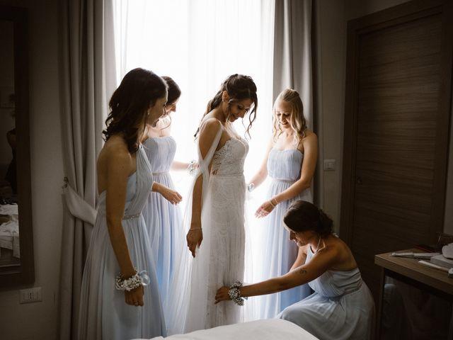 Il matrimonio di Linda e Yannik a Massa Lubrense, Napoli 25