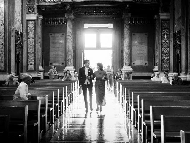 Il matrimonio di Linda e Yannik a Massa Lubrense, Napoli 27