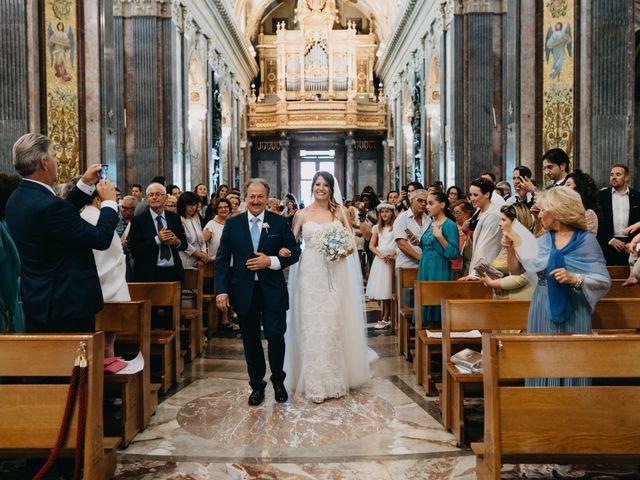 Il matrimonio di Linda e Yannik a Massa Lubrense, Napoli 29