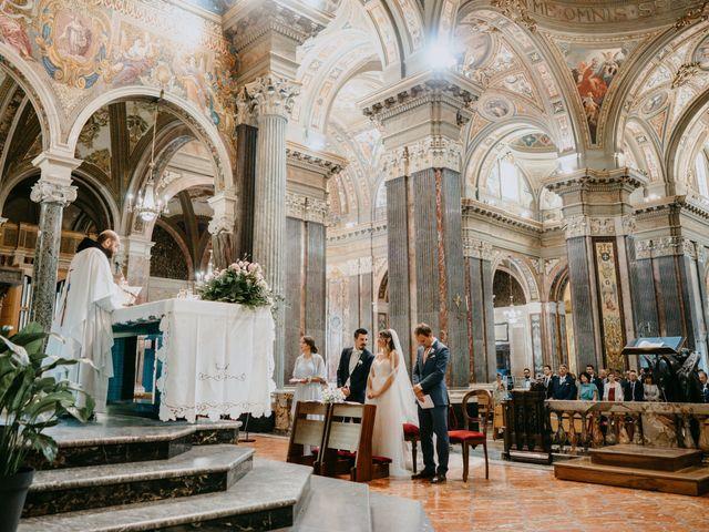 Il matrimonio di Linda e Yannik a Massa Lubrense, Napoli 30