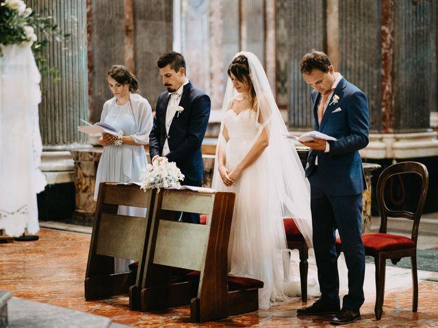 Il matrimonio di Linda e Yannik a Massa Lubrense, Napoli 31