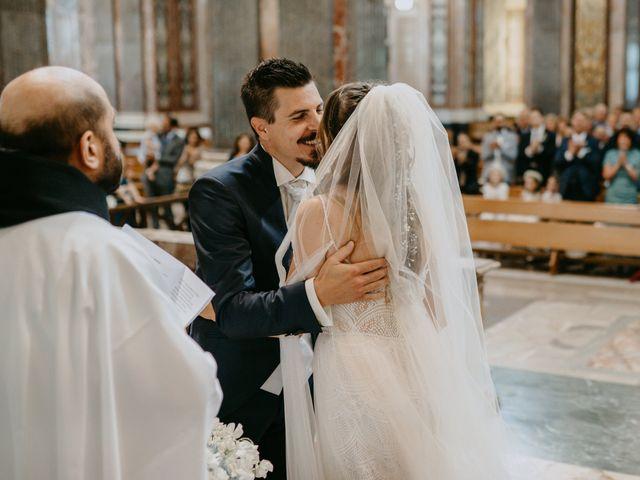 Il matrimonio di Linda e Yannik a Massa Lubrense, Napoli 32