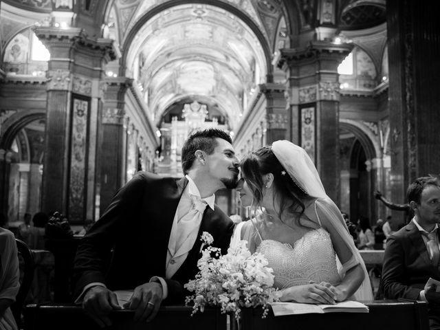 Il matrimonio di Linda e Yannik a Massa Lubrense, Napoli 33