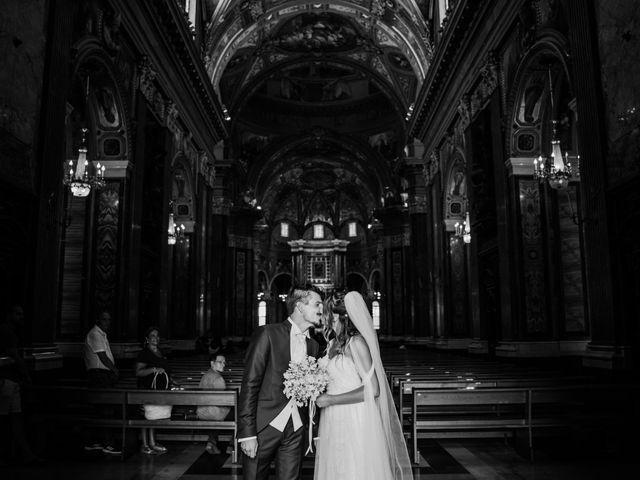 Il matrimonio di Linda e Yannik a Massa Lubrense, Napoli 35