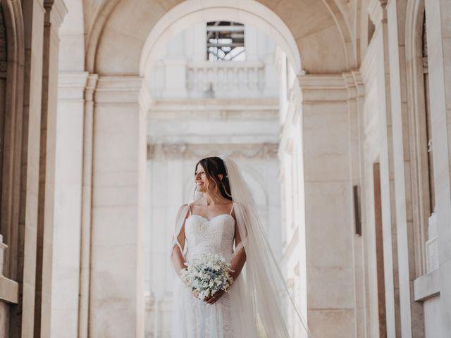 Il matrimonio di Linda e Yannik a Massa Lubrense, Napoli 40