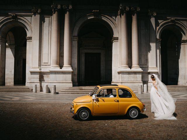 Il matrimonio di Linda e Yannik a Massa Lubrense, Napoli 41