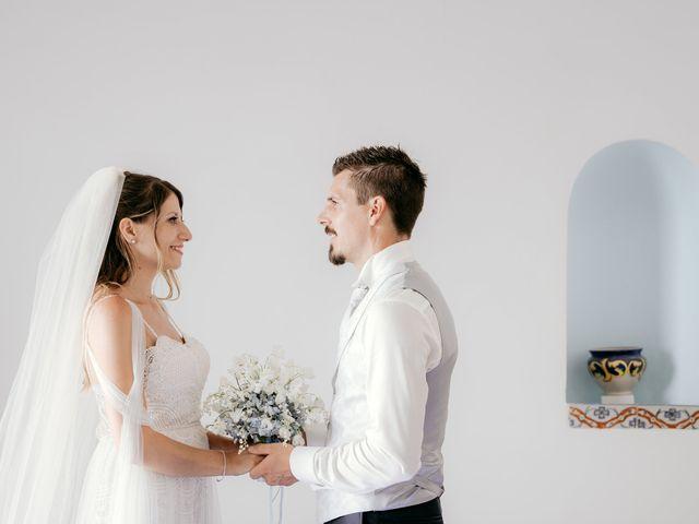 Il matrimonio di Linda e Yannik a Massa Lubrense, Napoli 45