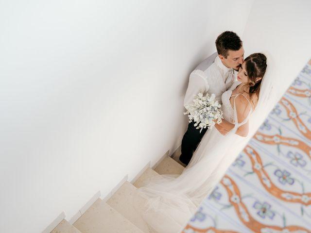 Il matrimonio di Linda e Yannik a Massa Lubrense, Napoli 47