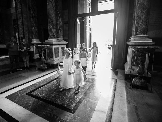 Il matrimonio di Linda e Yannik a Massa Lubrense, Napoli 64