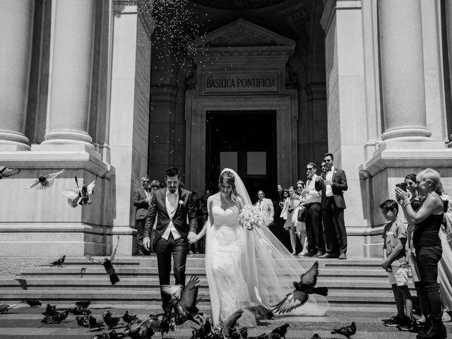 Il matrimonio di Linda e Yannik a Massa Lubrense, Napoli 70