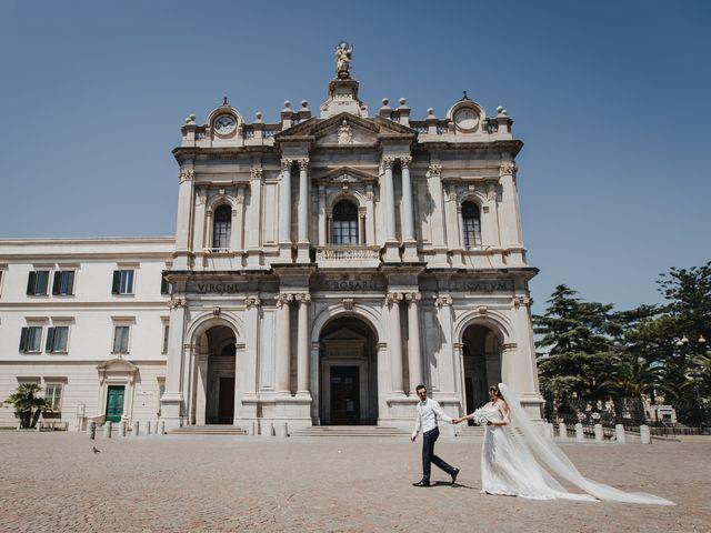 Il matrimonio di Linda e Yannik a Massa Lubrense, Napoli 71