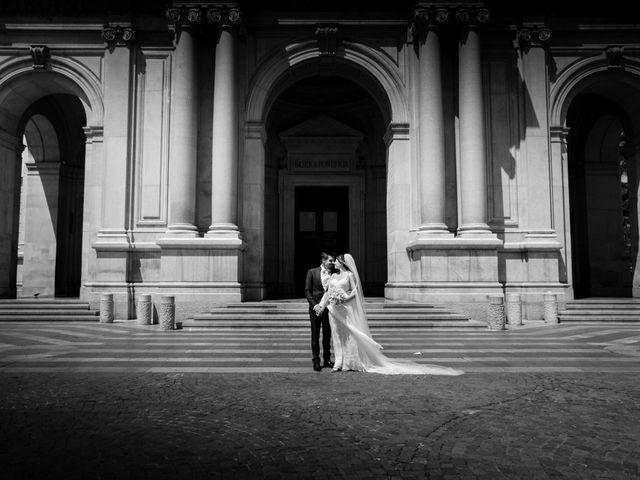 Il matrimonio di Linda e Yannik a Massa Lubrense, Napoli 72