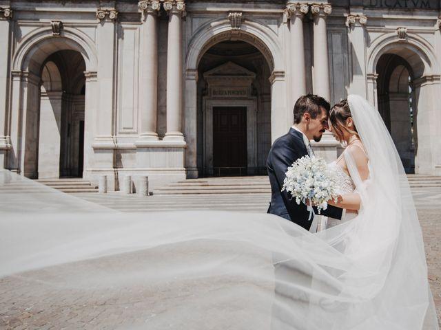Il matrimonio di Linda e Yannik a Massa Lubrense, Napoli 73