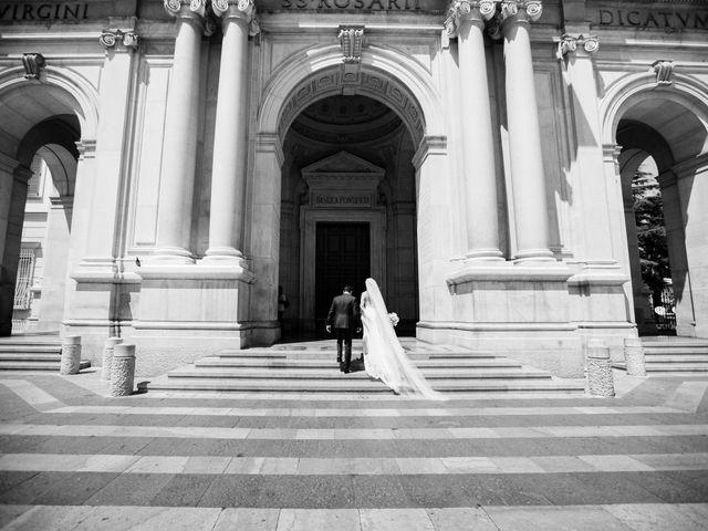 Il matrimonio di Linda e Yannik a Massa Lubrense, Napoli 74