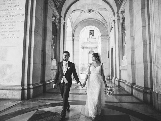 Il matrimonio di Linda e Yannik a Massa Lubrense, Napoli 76
