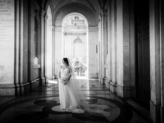 Il matrimonio di Linda e Yannik a Massa Lubrense, Napoli 77