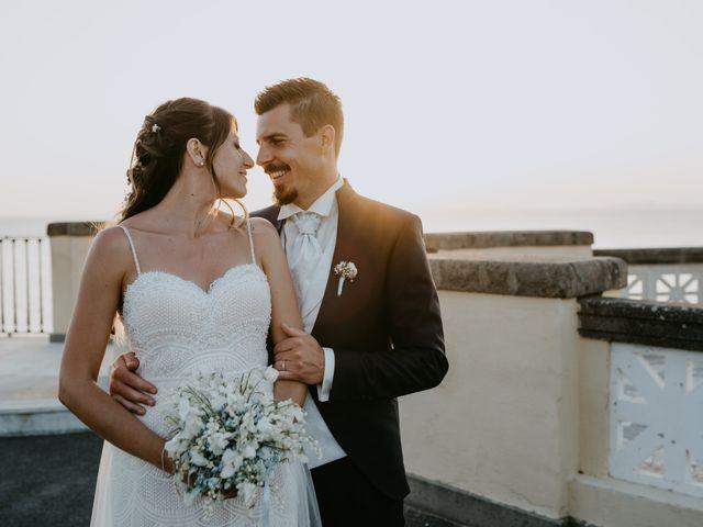 Il matrimonio di Linda e Yannik a Massa Lubrense, Napoli 85