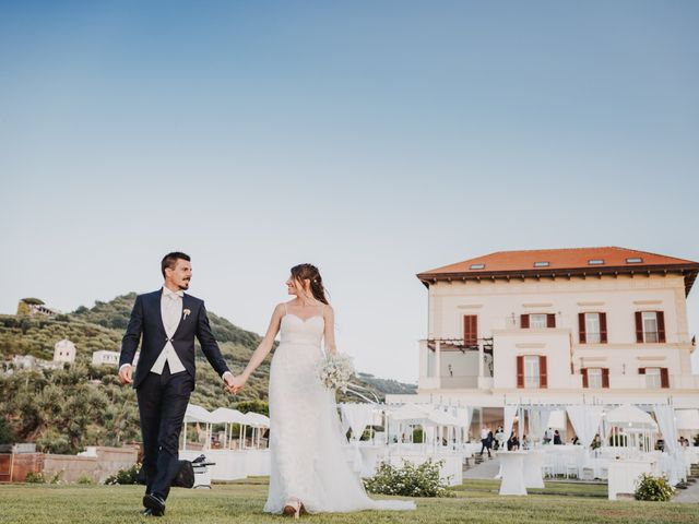 Il matrimonio di Linda e Yannik a Massa Lubrense, Napoli 86