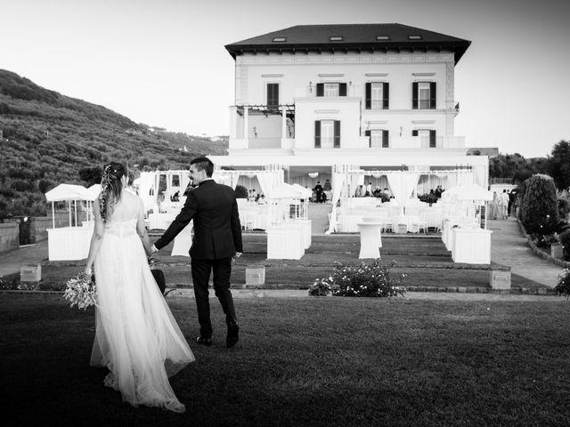 Il matrimonio di Linda e Yannik a Massa Lubrense, Napoli 88