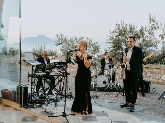 Il matrimonio di Linda e Yannik a Massa Lubrense, Napoli 89