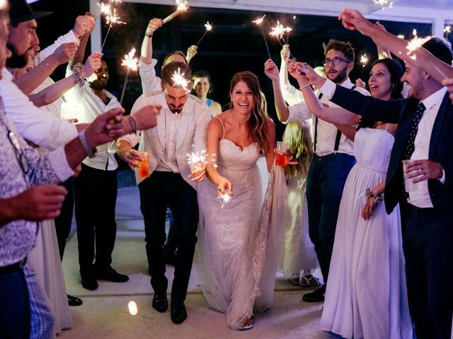 Il matrimonio di Linda e Yannik a Massa Lubrense, Napoli 91