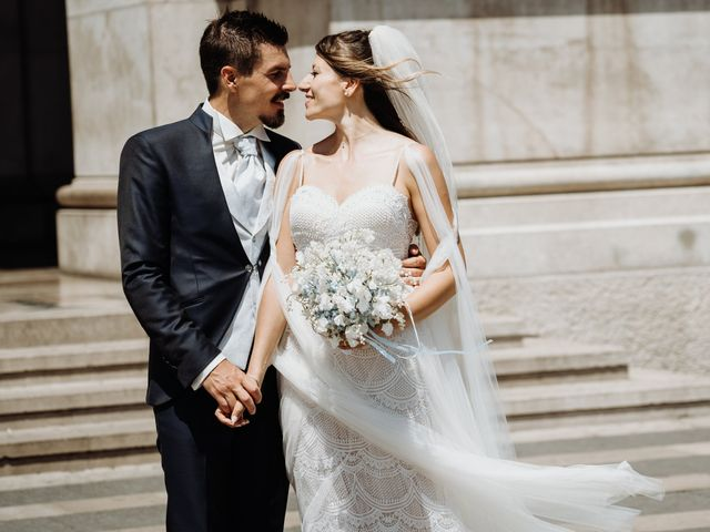 Il matrimonio di Linda e Yannik a Massa Lubrense, Napoli 103